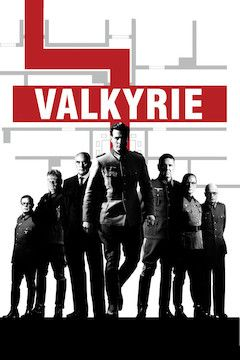 Valkyrie movie poster.