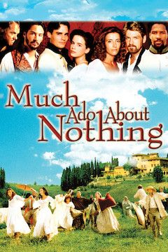 Much Ado About Nothing movie poster.