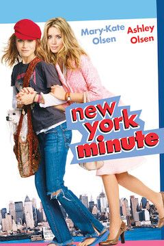 New York Minute movie poster.