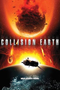 Collision Earth movie poster.