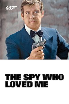 The Spy Who Loved Me movie poster.