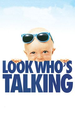 Look Who's Talking movie poster.