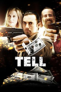 Tell movie poster.