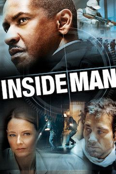 Inside Man movie poster.
