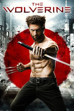 The Wolverine movie poster.