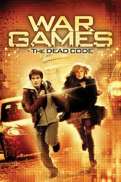 WarGames 2: The Dead Code movie poster.