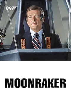 Moonraker movie poster.