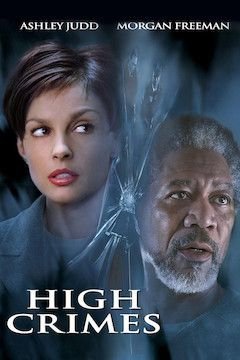 High Crimes movie poster.