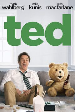 Ted movie poster.