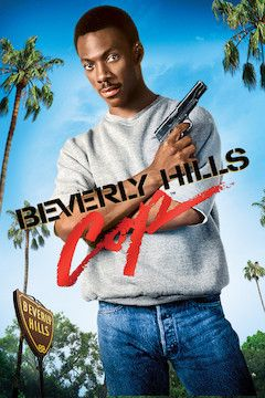 Beverly Hills Cop movie poster.