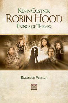 Robin Hood: Prince of Thieves movie poster.