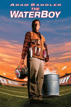 The Waterboy movie poster.