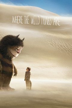 Where the Wild Things Are movie poster.