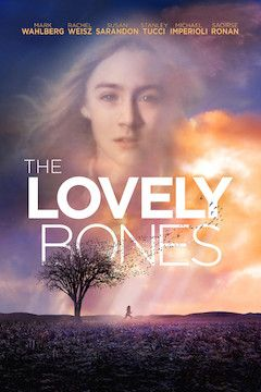 The Lovely Bones movie poster.