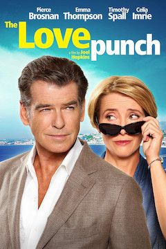 The Love Punch movie poster.