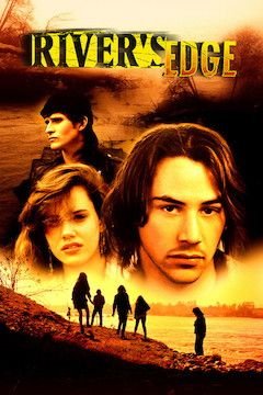 Poster for the movie River's Edge