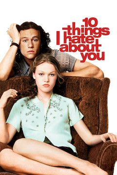 Poster for the movie 10 Things I Hate About You
