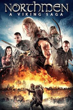 Northmen: A Viking Saga movie poster.