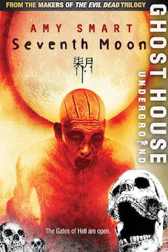Seventh Moon movie poster.