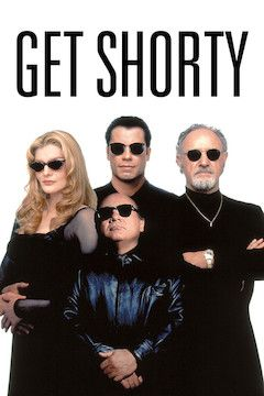 Get Shorty movie poster.