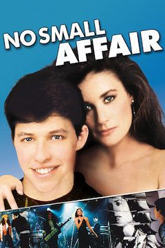 No Small Affair movie poster.