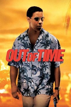 Out of Time movie poster.