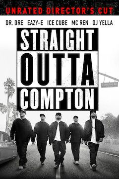 Straight Outta Compton: Director's Cut movie poster.