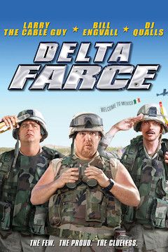 Delta Farce movie poster.