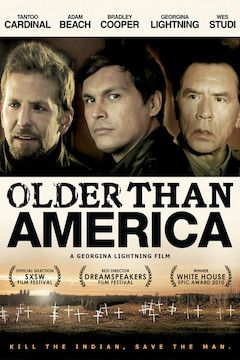 Older Than America movie poster.
