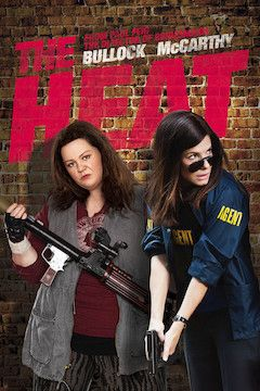 Poster for the movie The Heat
