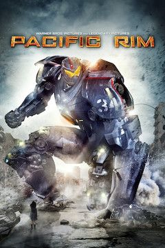 Pacific Rim movie poster.