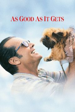 As Good as It Gets movie poster.