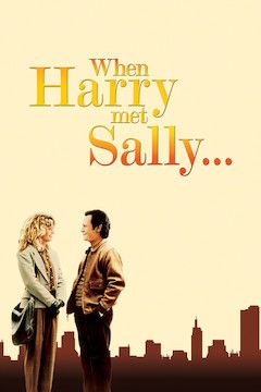 When Harry Met Sally movie poster.