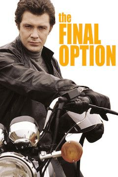The Final Option movie poster.