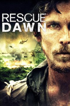 Poster for the movie Rescue Dawn