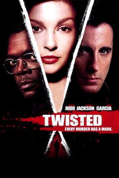 Twisted movie poster.