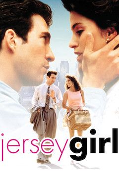 Jersey Girl movie poster.
