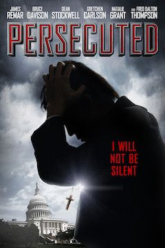 Persecuted movie poster.