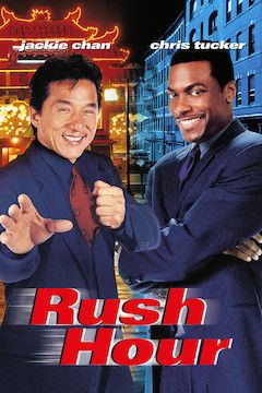 Rush Hour movie poster.