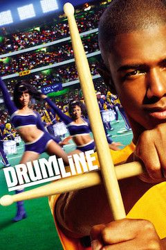 Poster for the movie Drumline