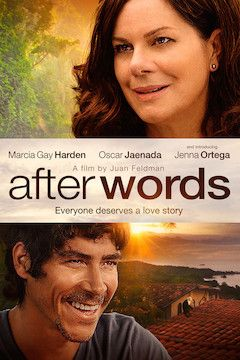 After Words movie poster.