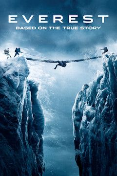 Everest movie poster.