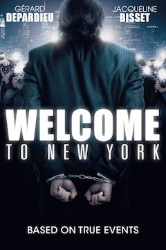 Poster for the movie Welcome to New York
