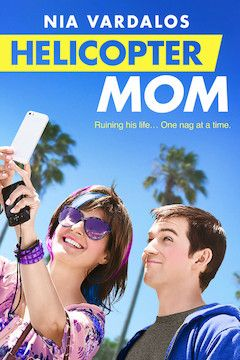 Helicopter Mom movie poster.