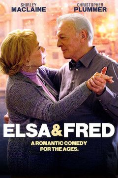 Elsa and Fred movie poster.