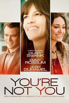 You're Not You movie poster.
