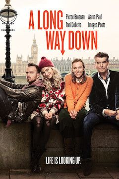 A Long Way Down movie poster.