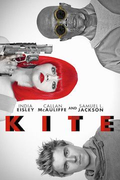 Poster for the movie Kite