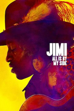 Jimi: All Is by My Side movie poster.