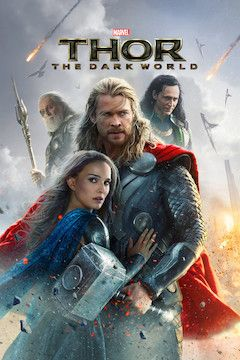 Thor: The Dark World movie poster.